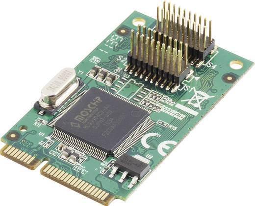 4x seriële poorten mini PCI-Express-kaart