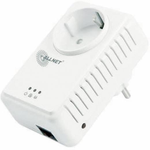 Allnet ALL168255SINGLE Powerline enkele adapter 500 Mbit/s