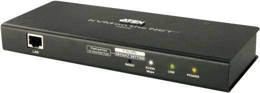 Aten Over-IP-besturingseenheid (KVM + serieel), met virtuele gegevensdragers