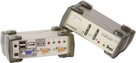 ATEN CS1732B-AT-G 2 poorten KVM-schakelaar VGA USB 2048 x 1536 pix