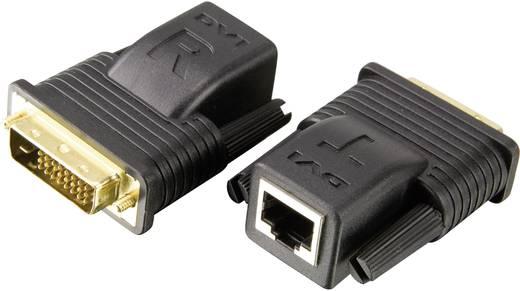 ATEN VE066 DVI Extender (verlenging) via netwerkkabel RJ45 20 m 1920 x 1080 pix