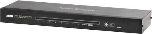 8 poorten HDMI-splitter ATEN VS1808T-AT-G Zwart
