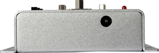 4 poorten HDMI-splitter SpeaKa Professional voor wandmontage 1920 x 1080 pix Zilver