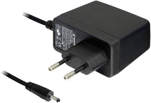 Delock 3 poorten USB 3.0 hub met ingebouwde SD-kaartlezer Zwart