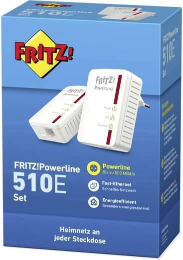 AVM Fritz! Powerline 510E Powerline starterkit 500 Mbit/s