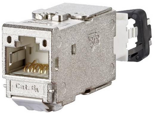 RJ45-inbouwmodule E-Dat CAT 6A Metz Connect