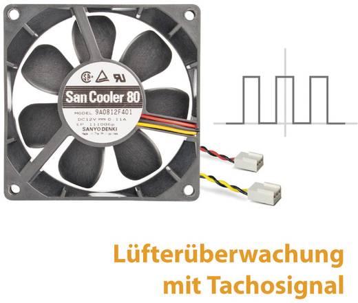 Bicker BEA-560H 600 W PC-netvoeding