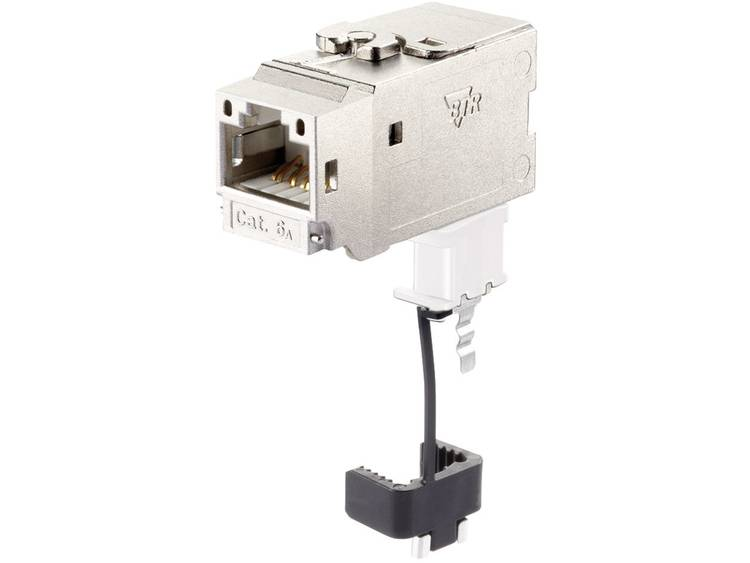 RJ45-inbouwmodule Keystone CAT 6A Metz Connect 130B22-E