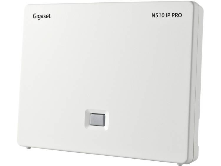 Telefooncentrale, VoIP Gigaset Pro N510 IP Aantal doorkiesnummers (FXS): 0 Aantal ISDN-poorten (S0): 0 Bluetooth