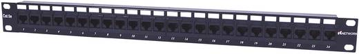 Intellinet 513555 24 poorten Netwerk-patchpanel CAT 5e 1 HE