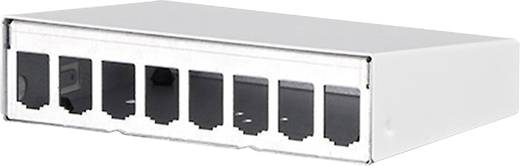 Metz Connect 130861-0802-E 8 poorten Netwerk-patchpanel Leeg 1 HE