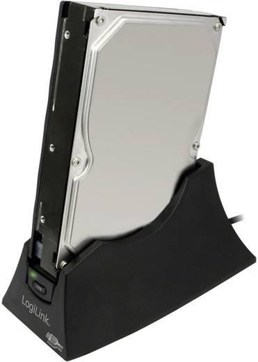 LogiLink AU0008A USB 3.0 SATA Harde schijf-dockingstation 1 poort met OTB-functie