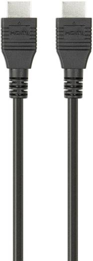HDMI Aansluitkabel Belkin [1x HDMI-stekker - 1x HDMI-stekker] 1 m Zwart