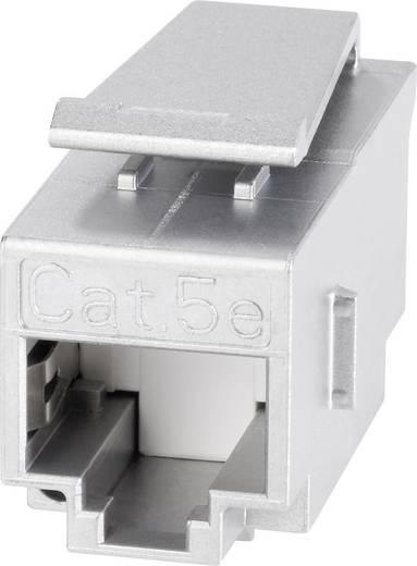 RJ45-inbouwmodule Keystone CAT 5e Telegärtner