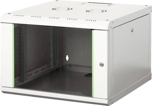 19 inch wandkast Digitus Professional DN-19 07U-6/6 (b x h x d) 600 x 420 x 600 mm 7 HE Lichtgrijs (RAL 7035)