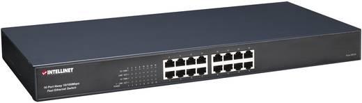 """Intellinet 520409 19"""" netwerk-switch RJ45 16 poorten 100 Mbit/s"""