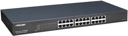 "Intellinet 520416 19"" netwerk-switch RJ45 24 poorten 100 Mbit/s"