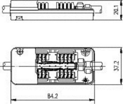 Telegärtner J00060A0069 Connection Box Geschikt voor: CAT 7a