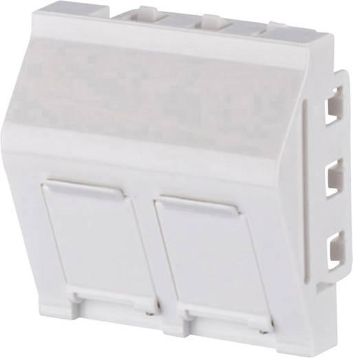 Montagehouder voor kabelgoot dozen 2-voudig Metz Connect 13