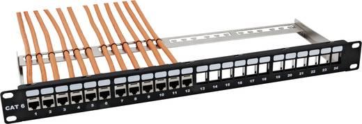 EFB Elektronik 24 poorten Netwerk-patchpanel Leeg 1 HE
