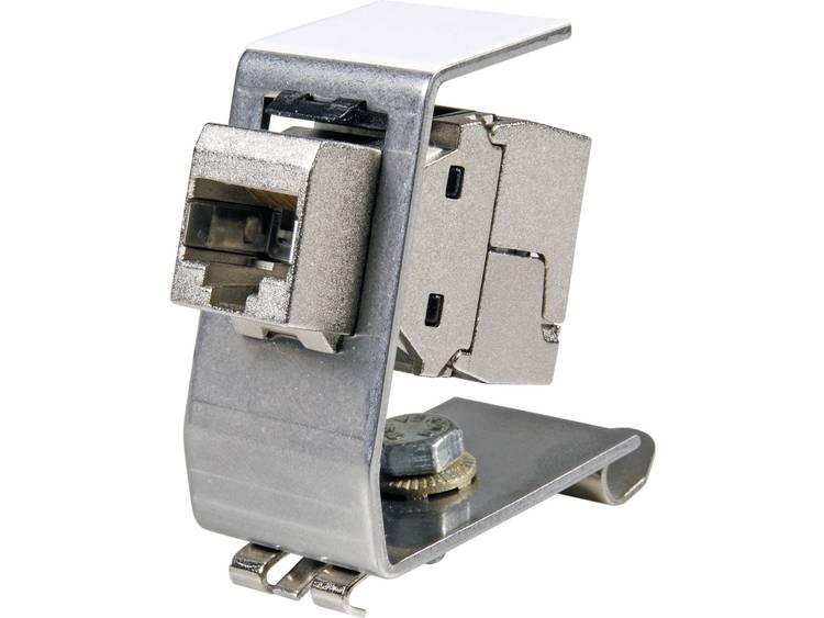 Netwerkdoos DIN rails Leeg EFB Elektronik Metaal