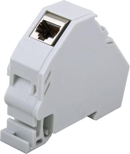 Netwerkdoos DIN-rails CAT 6A EFB Elektronik