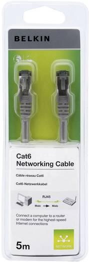 Belkin RJ45 netwerkkabel CAT 6 S/FTP 5 m Grijs