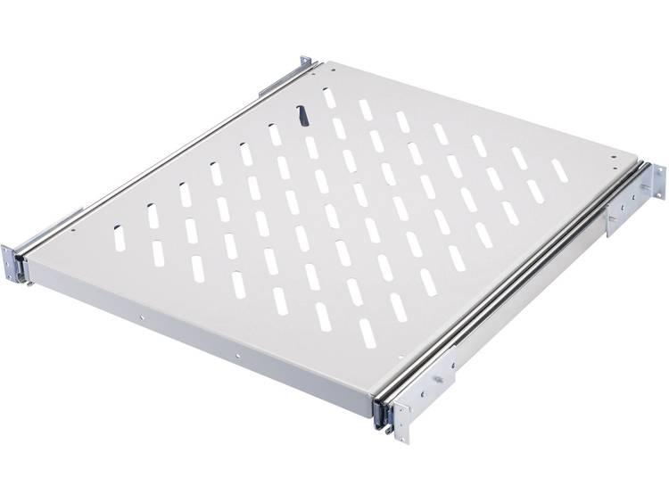 Rittal 7000.625 19 inch Patchkast-apparaatbodem 0.5 HE Variabele bevestigingsrails Geschikt voor kastdiepte: vanaf 600 mm Grijs