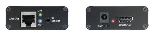 HDMI Extender (verlenging) via netwerkkabel RJ45 150 m 1920 x 1080 pix