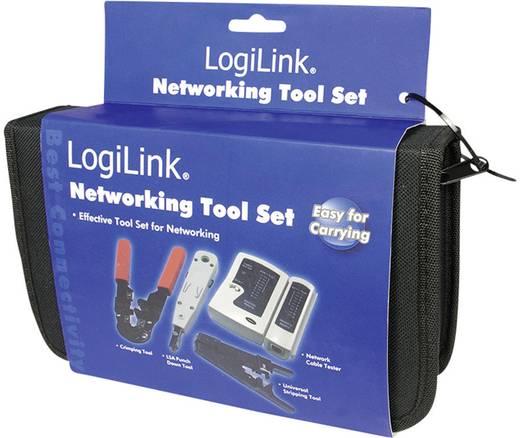 LogiLink WZ0012 Netwerk-gereedschapset