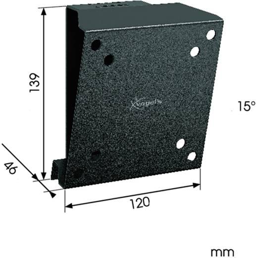 """TV-beugel Vogel´s WALL 1015 43,2 cm (17"""") - 66,0 cm (26"""") Kantelbaar"""