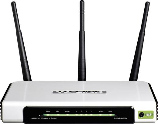 TP-LINK TL-WR941ND 300 Mbps Wireless-N router