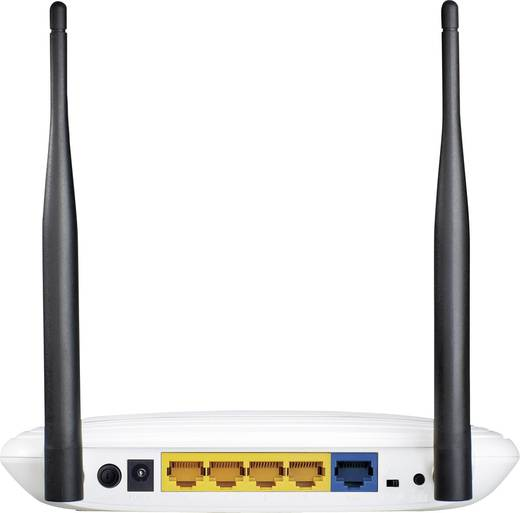 WiFi router TP-LINK TL-WR841ND 2.4 GHz 300 Mbit/s