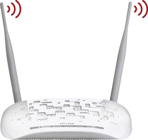 TP-LINK TL-WA801ND WiFi accesspoint 300 Mbit/s 2.4 GHz