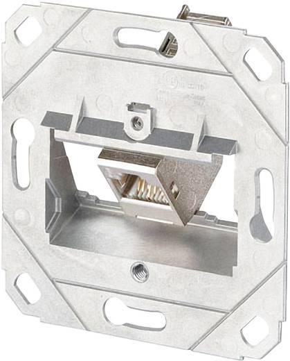 Netwerkdoos Inbouw Inzet CAT 6A 1 poort Metz Connect