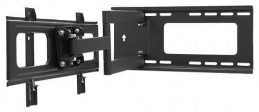 """Manhattan universele wandsteun voor platte beeldschermen 58,4 - 94 cm (23"""" - 37""""), kantel- en draaibaar"""