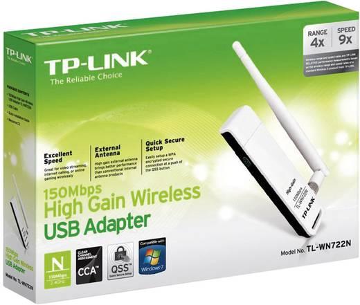 TP-LINK TL-WN722N WiFi stick 150 Mbit/s