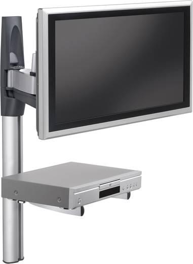 vogel 39 s efw 6245 plus tv muurbeugel 66 94 cm 26 37 zilver. Black Bedroom Furniture Sets. Home Design Ideas