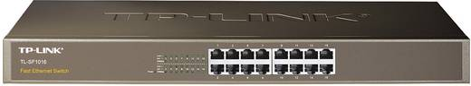 16-poorts 10/100 Mbps rackmount switch