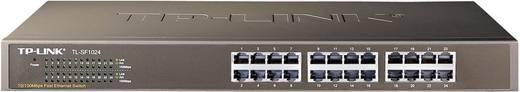 """TP-LINK TL-SF1024 19"""" netwerk-switch RJ45 100 Mbit/s"""