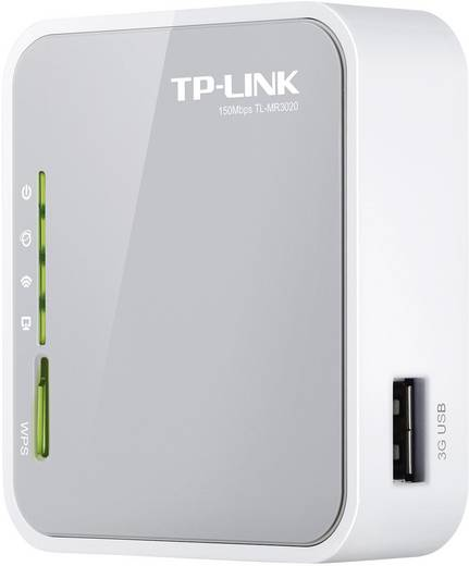 TP-LINK TL-MR3020 WiFi router 2.4 GHz 150 Mbit/s