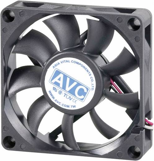 AVC F7015 PC ventilator (b x h x d) 70 x 70 x 15 mm