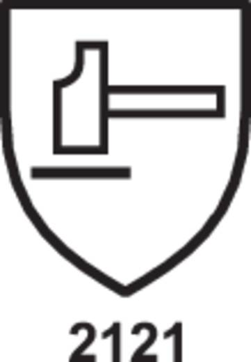KCL 641 Handschoen RewoMech Kunstleer, Tyvek, Elastan Maat (handschoen): 7, S