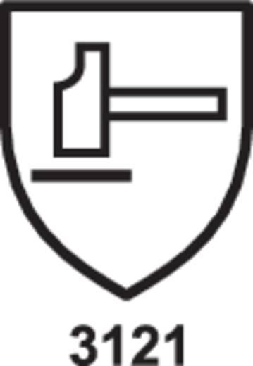KCL 665 Handschoen GemoMech Nitril, polyamide, polyurethaan Maat (handschoen): 7, S