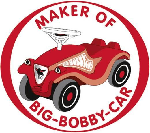 BIG Bobby Car-aanhanger rood