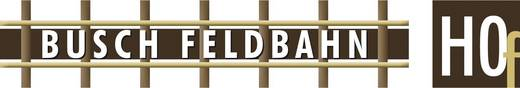 Busch 12322 H0f veldbaan rails Gebogen rails 2 stuks