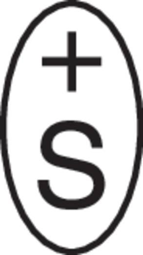 Standaard ronde stekkerverbinding serie 693 Aantal polen: 6 + PE Flensstekker 10 A 09-4219-00-07 Binder 1 stuks