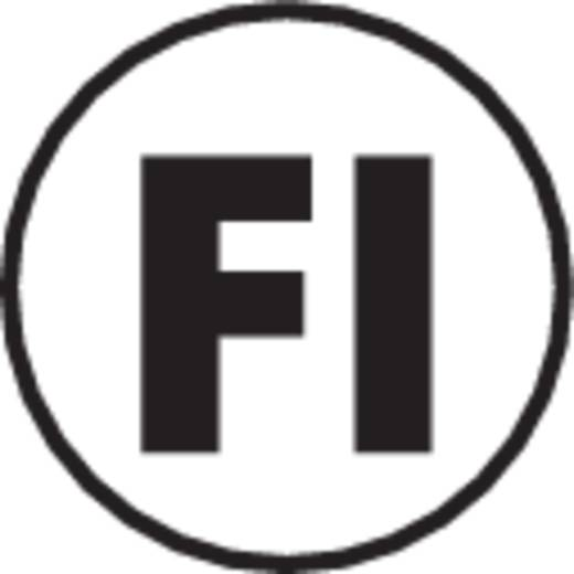 Lasklem Flexibel: - Massief: 0.25-2.5 mm² Aantal polen: 2 1 stuks Transparant