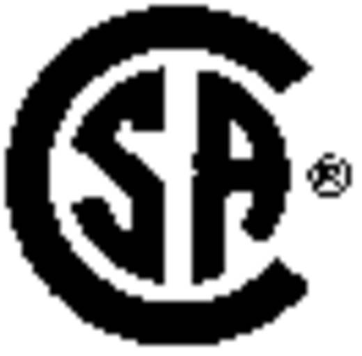 Murr Elektronik MSUD Dubbele klepconnector met aansluitleiding Zwart Aantal polen:3 Inhoud: 1 stuks