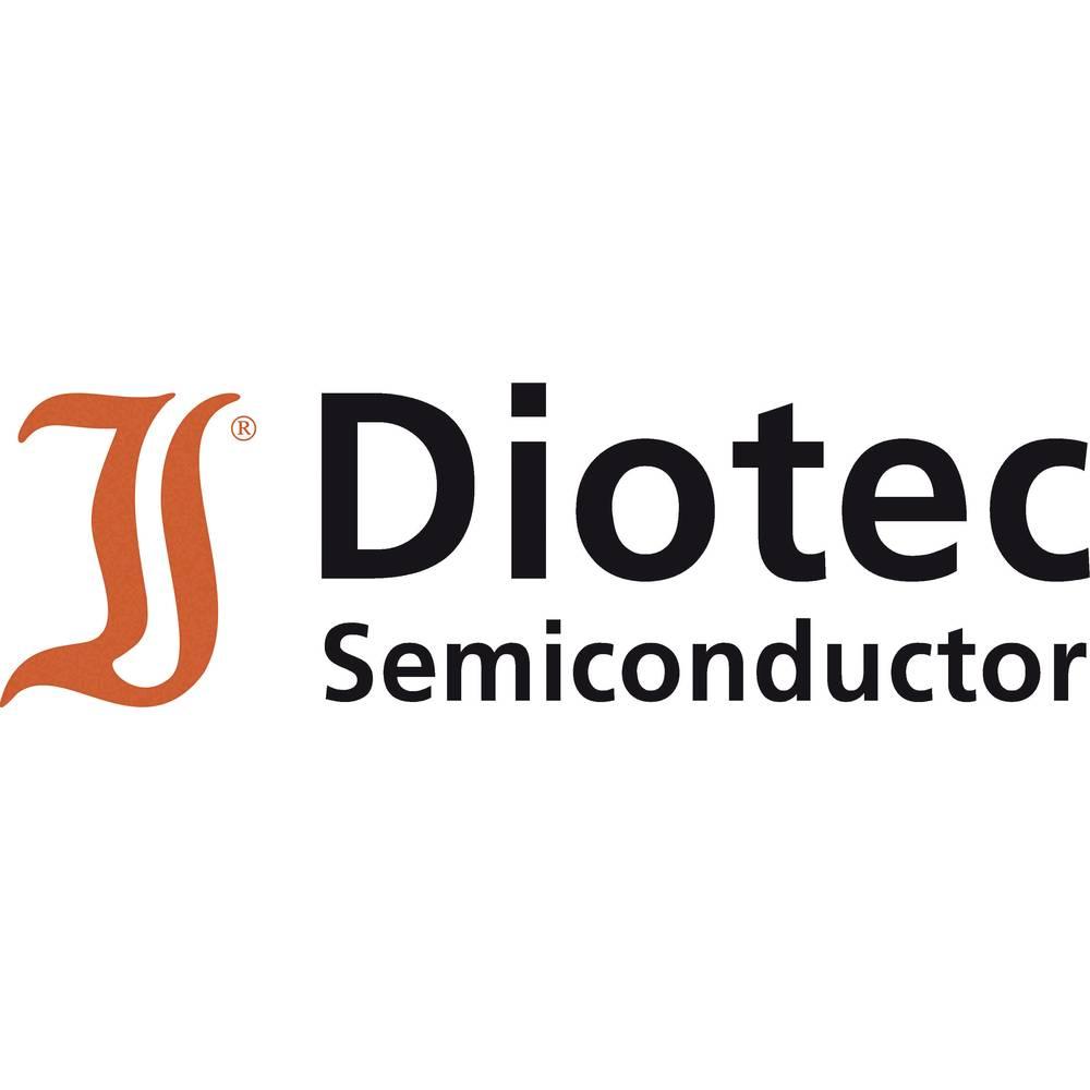 Diotec Si-gelijkrichter diode S2B DO-214AA 100 V 2 A